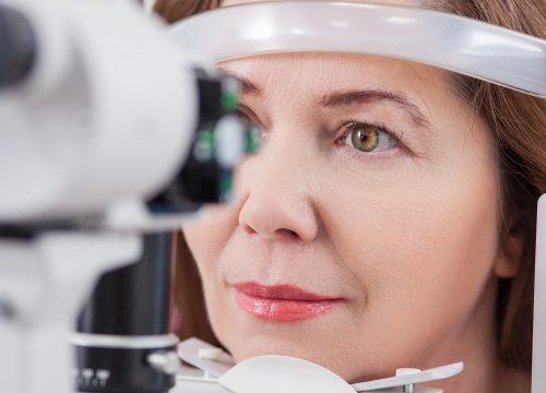 Selective Laser Trabeculoplasty (SLT)